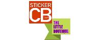 Sticker CB code promo